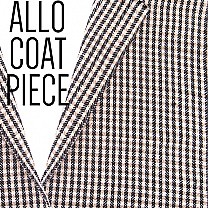 Allo Coat Piece Gift - Quality Nettle Fabric (ACP-1002)