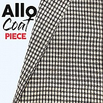 Allo Coat Piece Gift - Quality Nettle Fabric (ACP-901)