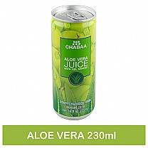 Chabaa Can Juice Aloe Vera 230ml
