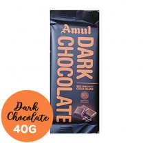 Amul Dark Chocolate 40g