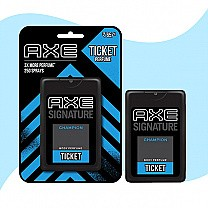 AXE Signature Champion Pocket Body Perfume (250 Sprays)