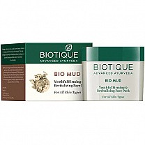 Bio Mud Youthful Firming Revitalizing Face Pack by Biotique