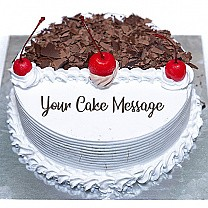 Black Forest Cake 1kg from Ageno Nepal