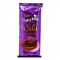 Cadbury Dairy Milk Silk Chocolate 60g