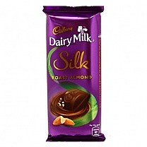 Cadbury Dairy Milk Silk Roast Almond 55g