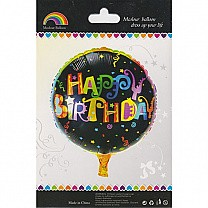 Colourful Birthday Inflatable Balloon