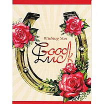 Wishing You Good Luck - Greeting Card
