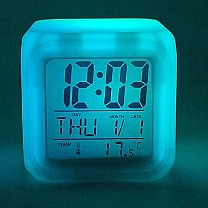 Color Changing Smart Digital Alarm clock