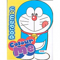 Doraemon Colour Me Book