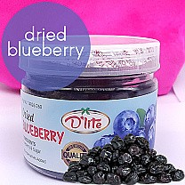 Dried Blueberries 200g