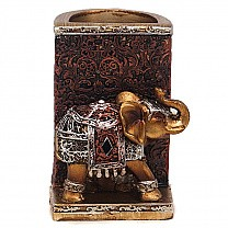 Elephant Design Pen Holder