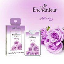 Enchanteur EDT Alluring Pocket Perfume 18ml