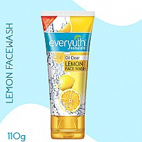 Everyuth Oil Clear Lemon Facewash 110g (100g + 10g free)