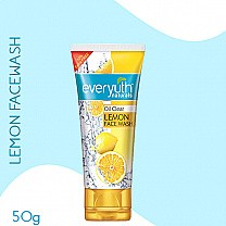 Everyuth Oil Clear Lemon Facewash 50g