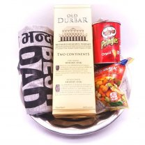 Old Durbar, T-shirt & Snacks Gift Tray
