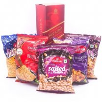 JW Red Label Whisky & Snacks (6 Items) Celebrations