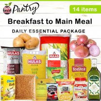 Grocery Package Gift (Breakfast to Main Meal) - 14 Items