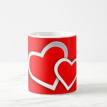 ''Love For You'' Printed Coffee Mug