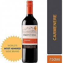 Frontera Carmenere 750ml (Red White)