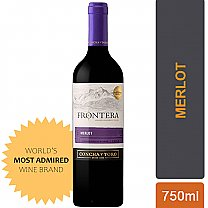 Frontera Merlot 750ml (Red White)