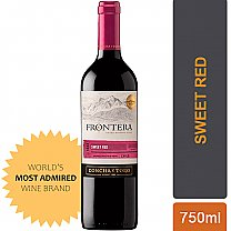 Frontera Sweet Red 750ml (Red White)