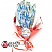 Bounty Miniatures Chocolate Bouquet