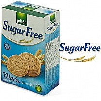 Gullon Sugar Free Maria Biscuits 400g (14.1oz)