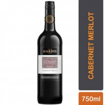 Hardys Stamp Cabernet Merlot 750ml (Red Wine)
