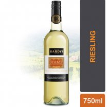 Hardys Stamp Riesling 750ml (White Wine)
