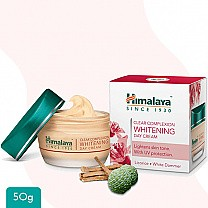 Himalaya Clear Complexion Whitening Day Cream (Licorice, White Dammer) 50g