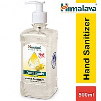 Himalaya Pure Hands Lemon Hand Sanitizer 500ml