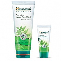 Himalaya Purifying Neem Face Wash 100ml (Free 15ml)