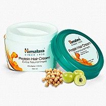Himalaya Protein Hair Cream with Chickpea, Amla 100ml