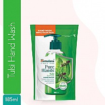 Himalaya Pure Hands Tulsi Purifying Hand Wash 185ml