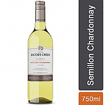Jacob's Creek Classic Semillon Chardonnay 750ml - White Wine