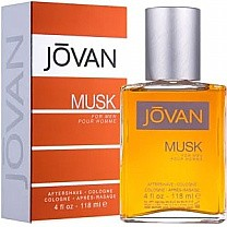 Jovan Musk Aftershave 118ml