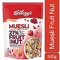 Kellogg's Muesli with 21% Fruit and Nut 500g Best Price Nepal