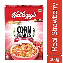 Kellogg's Cornflakes with Real Strawberry Puree 300g online Nepal