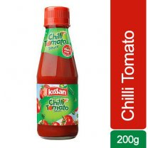 Kissan Chilli Tomato Sauce 200g buy online in Nepal.
