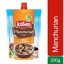 Kissan Manchurian Sauce 200g buy online in Nepal.