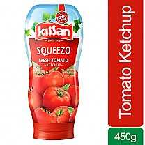 Kissan Squeezo Fresh Tomato Ketchup 450g buy online in Nepal.