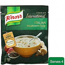 buy online in Nepal - Knorr Premium International Italian Mushroom Soup 48gm