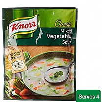 buy online in Nepal - Knorr Classic Mixed Vegetable Soup 45gm