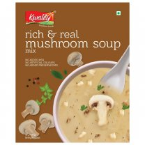 Kwality Rich and Real Mushroom Soup Mix 50g