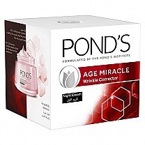 Pond's Age Miracle Wrinkle Corrector Night Cream 50ml