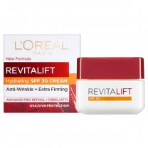 L'OREAL Revitalift Hydrating SPF30 Cream (Anti-Wrinkle + Extra Firming) 50ml