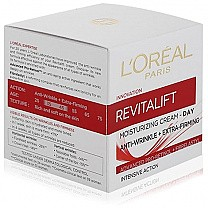 L'OREAL Revitalift Day Cream - Anti Wrinkle + Extra Firming