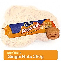 McVitie's GingerNuts Biscuits 250g