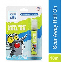 Moskito Safe Natural Mosquito Repellent Roll On 10ml