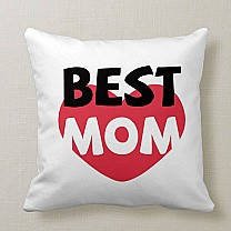 """Best Mom"" Cushion"